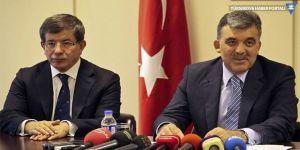 Gül'ün çevresinden Davutoğlu'na tepki