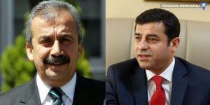 Demirtaş ve Önder'in yargılandığı davada mahkeme heyeti salonu terk etti
