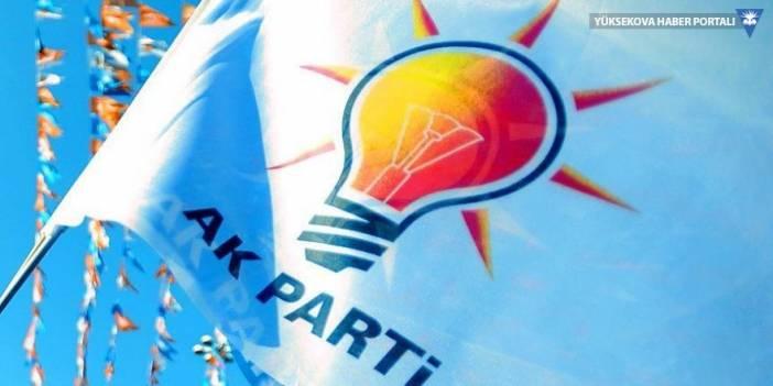 AK Parti, Diyarbakır'da 12 ilçe başkanının istifasını istedi