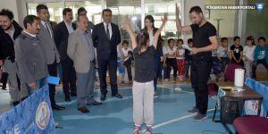 Yüksekova'da 2200 öğrenci spor testlerinden geçecek
