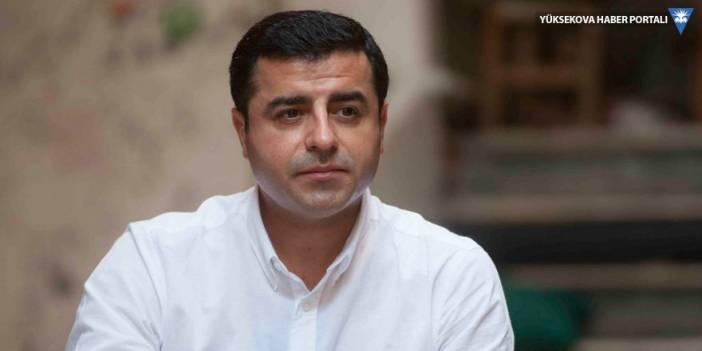 Selahattin Demirtaş sosyal medyadan miting yaptı