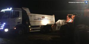 Van'da 13 ton inci kefali ele geçirildi