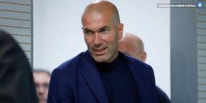 Zidane, Real Madrid'den ayrıldı