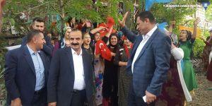 Ak Parti adayı Husret Dinç'ten köy ziyaretleri