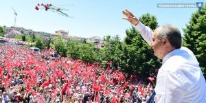CHP cumhurbaşkanı adayı İnce: Elimde Erdoğan'ın uykularını kaçıracak anket var