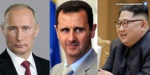 Suriye ve Rusya'da Kuzey Kore hazırlığı