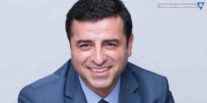 Selahattin Demirtaş'a şarkı: Umudumuz Demirtaş