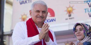 Başbakan Yıldırım: Kimse Türklere, Kürtlere devlet kurma küstahlığında bulunmasın