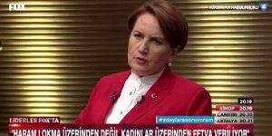 Meral Akşener'den 'Demirtaş' açıklaması