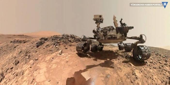 NASA, Cruosity'nin Mars'ta ne keşfettiğini açıkladı