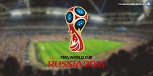 Dünya Kupası'nda bugünün programı