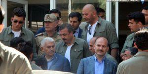 Soylu: Suruç'un müsebbibi Demirtaş'ı ziyaret edendir
