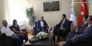 HDP'de bayramlaşma gündem: Suruç
