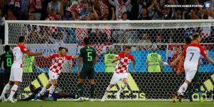 Hırvatistan, Nijerya'yı mağlup etti