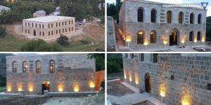 Şemdinli'deki Kayme Sarayı restore edildi