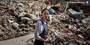 Angelina Jolie Musul'da: Gördüğüm en büyük yıkım!