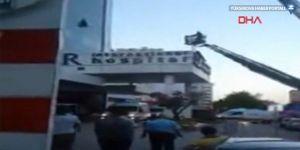 Hastanede yangın, 2 hasta hayatını kaybetti