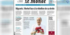 İnce, Le Monde'un kapağında: Erdoğan'ı terleten adam