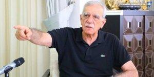 Ahmet Türk: Söyleyecek sözlerim var