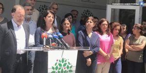 Buldan: İnsanlar 'HDP'siz Türkiye istemiyoruz' dedi