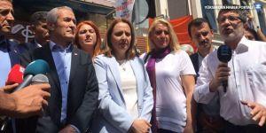 Soylu'nun açıklaması protesto edildi
