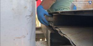 Van'da 105 kilo eroin yakalandı