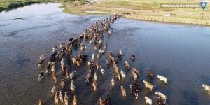 Sıcak havaya nehirli önlem