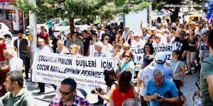 Çocuğa şiddet protestosu: Çözüm idam değil, çocuk merkezli politikalar