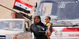 Suriye'den vatandaşlarına 'dönün' çağrısı