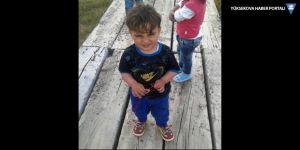 Bitlis'te kayıp çocuk ölü bulundu