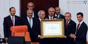 Erdoğan: Artık 'Başkanım' diyeceksiniz
