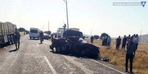 Ergani'de kaza: 3 ölü, 1 yaralı