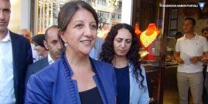 HDP'li Buldan Hakkari'de: Leyla Güven serbest bırakılmalı