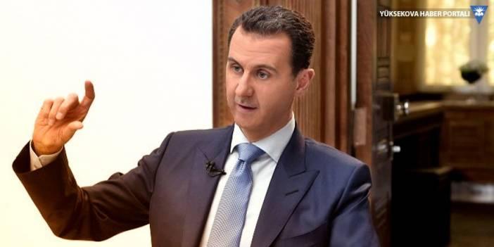 Esad: SDG'den silahlarını derhal bırakmalarını bekleyemeyiz