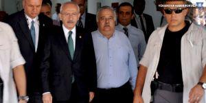 Kılıçdaroğlu, Erdin Bircan'ın sağlık durumu hakkında bilgi aldı