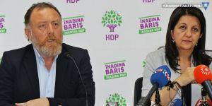 HDP'den Kulp saldırısına kınama