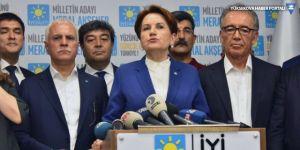 Akşener, kurultaya çarşaf liste ile gidiyor: Kurultaya HDP ve MHP davet edilmedi