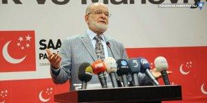 SAADET lideri Karamollaoğlu: AK Parti'de kopuş başladı