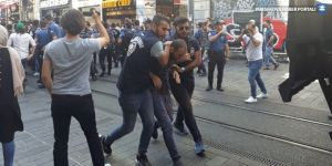 Galatasaray'da gözaltına alınan 47 kişi serbest