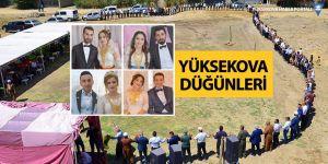 Yüksekova Düğünleri (25- 26 Ağustos 2018)