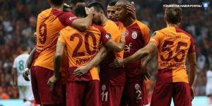 Galatasaray'dan Aytemiz Alanyaspor karşısında farklı galibiyet: 6-0