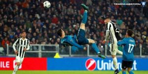 Ronaldo'nun röveşatası yılın golü seçildi