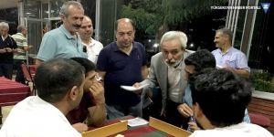Diyarbakır'da HDP'li vekillerden 1 Eylül hazırlıkları