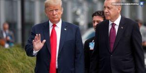 Cumhurbaşkanı Erdoğan'dan Trump'a Menbic taziyesi