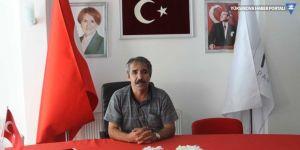 İYİ Parti Çankırı İl Başkanı istifasını açıkladı