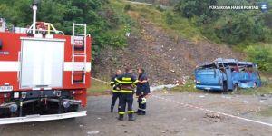 Otobüs kazası sonrası 3 bakan görevden alındı