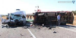 Katliam gibi kaza: 8 kişi öldü!