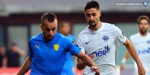 Süper Lig'de lider koltuğa döndü: 2-1