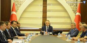 Hakkari'de 'sınır kapıları' konulu toplantı