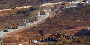Suriye ordusu, İdlib'i topçu ateşiyle vurdu